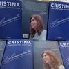 Logo @nenesdeantes | Furor en la Feria del Libro por Cristina: fanáticos enloquecidos