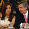 Logo ¡BOMBA! Alberto presi- Cristina Vice #Analisis en Maquinación