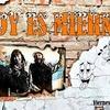 Logo HOY ES MIERNES - VIERNES 2 DE SEPTIEMBRE - MARCHA FEDERAL