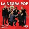 Logo Damián Betular en La Negra Pop!!! 26/4/21