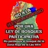 Logo Córdoba / #LeyDeBosques /Testimonio de Cristian Schneider