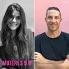 """Logo """"Osteopatía en las Mujeres 5.0"""" en la entrevista a Mariano Rosental"""