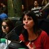 Logo La legisladora Lorena Pokoik sobre Santiago Maldonado, discurso en el recinto 7/09