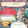 "Logo Medicina música es ""Medicina simbólica: Articulaciones"""