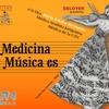 """Logo Medicina música es """"El secreto mundo de los dibujos"""""""