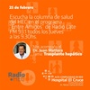 Logo Dr. Juan Mattera, Cirujano del Programa de Trasplante Hepático del Hospital El Cruce, en Late 93.1