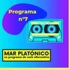 Logo MAR PLATÓNICO - programa 7