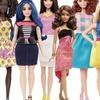 Logo @Barbie cambia su aspecto y ahora habrá muñecas más rellenitas y con caderas