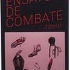 Logo TINKU: Ensayo de combate, nuevo fanzine de Eliana Quilla