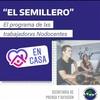 Logo El Semillero AM1390// TEMPORADA 2020 #ENCASA // Viernes 6 de noviembre