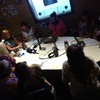 logo #Mujerazo en @RadioUnla - #RebecaVandamme @JP_EvitaLanus - #8M