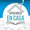 Logo #AprenderEnCasa - Pablo Aristizabal en comunicación con Nacho Girón @nachogiron
