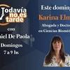 Logo Entrevista a la Dra Karina Elmir sobre Ciencias Biomédicas