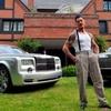 """Logo """"Yo no manejo el rating, yo manejo un Rolls Royce"""""""