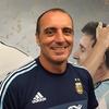 "Logo Gustavo Piñero ""Se le pegó muy duro al laburo de Ubeda con la Sub 20"""