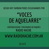 Logo DESATE - MUJERES DE RADIO - Hospital Moyano