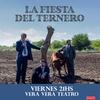 Logo La Fiesta del Ternero anuncia sus funciones en Megafón UNLA