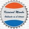 Logo Kriminal Mambo - domingo 09/mayo/2021