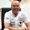Logo Jorge Célico, DT de #Ecuador, en #JogoBonito por @Late931Oficial