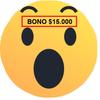 Logo 27/4/21 Flor Halfon bono $15.000 lo cobran monotributistas A y B SOLO CON ASIGNACIONES FAMILIARES