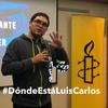 Logo El periodista @LuisCarlos está DESAPARECIDO #DondeEstáLuisCarlos. Reportar al 02122016056