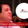 Logo Adrián Peña en RADIO UNIVERSAL