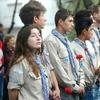 Logo La Iglesia católica a enfrentó con los Scouts