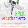 Logo Espacio Abierto, el programa de los usuarios de Salud Mental del Htal. Piñero