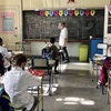 Logo Varias escuelas de la ciudad suspenden el regreso a la presencialidad