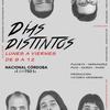 Logo Entrevista a Mariano Medina en #DíasDistintos por @NacionalCordoba