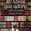 Logo @eltatoyoung sobre #40LibrosQueAdoro de @flaviapittella @PlanetaLibrosAr