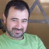 """Logo Raúl Cuevas narrando en """"La naranja crítica"""". Entrevista del periodista Javier Erlij. martes 16/3/21"""