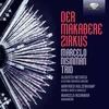 Logo Luis Tarantino anuncia el lanzamiento de Der Makabere Zirkus, disco del Marcelo Nisinman Trio