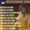 "Logo Entrevista ""Barrilete Cósmico: La evolución humana a través de Maradona"""