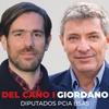 "Logo Diputado Giordano en ""Buenas Tardes"" (Radio Buenos Aires)"