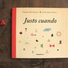 Logo Justo Cuando, recomendado por Eugenia Almeida en Dame Letra (Radio Universidad)
