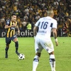 Logo Botafogo de Brasil, interesado en Emmanuel Ojeda