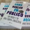 Logo Ismael Linares en Azul FM, presentación del libro Cómo Hablar en Público