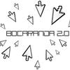 """Logo BOCARANDA 2.0: Seminario Internacional """"Videojuegos 360"""""""