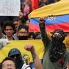 """Logo Ecuador: """"Cambió la correlación de fuerzas"""""""