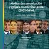 """Logo Entrevista por el libro """"POR OTROS MEDIOS. Medios de comunicación y golpes en América Latina""""."""