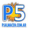 Logo P5ALMACEN.COM.AR EN EXPOBRAGADO JUNTO A EL PROVINCIAL