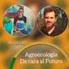 Logo Agroecología de cara al futuro -  Javier Scheibengraf y Daniela Mariotti