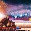 Logo #RadioRivadavia | Viajamos al futuro con Rodrigo Garbi argentino desde #Sydney #Australia