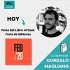 Logo La columna de Gonzalo Magliano, Feria virtual de Editores 2020