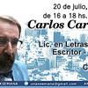 Logo Carlos Caramello. - Com. Tel.