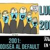 Logo 2001: una odisea al default