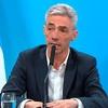 """Logo """"Mario Meoni ministro de transporte en El Destape Radio"""""""