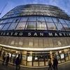Logo Actores reclaman por trato desigual del Ministerio de Cultura Porteño para las obras vía streaming