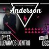 Logo La Pendeja en vivo desde Anderson